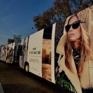1Format Spectaculaire - Roadshow Bus - Coach