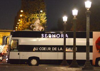 Sephora Paris La nuit Electroluminescence 47